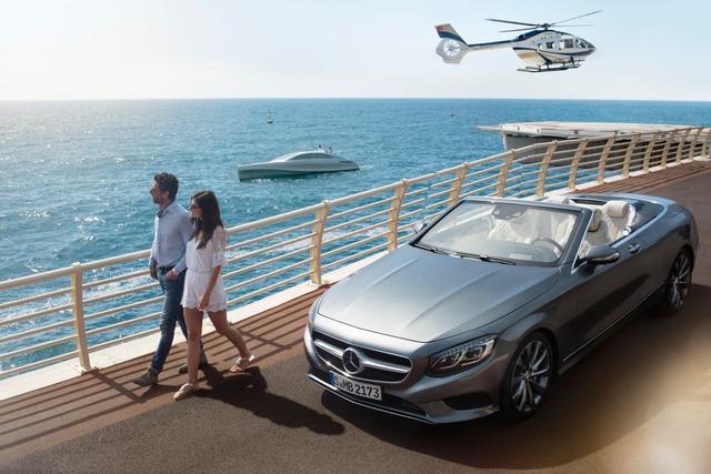 Yacht e auto di lusso by mercedes   stylejump