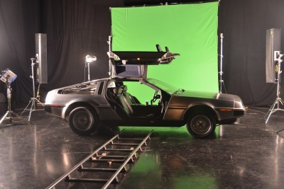 Credit Museo Nicolis_ Video Piccole Cose_J-AX, Delorean  (3)